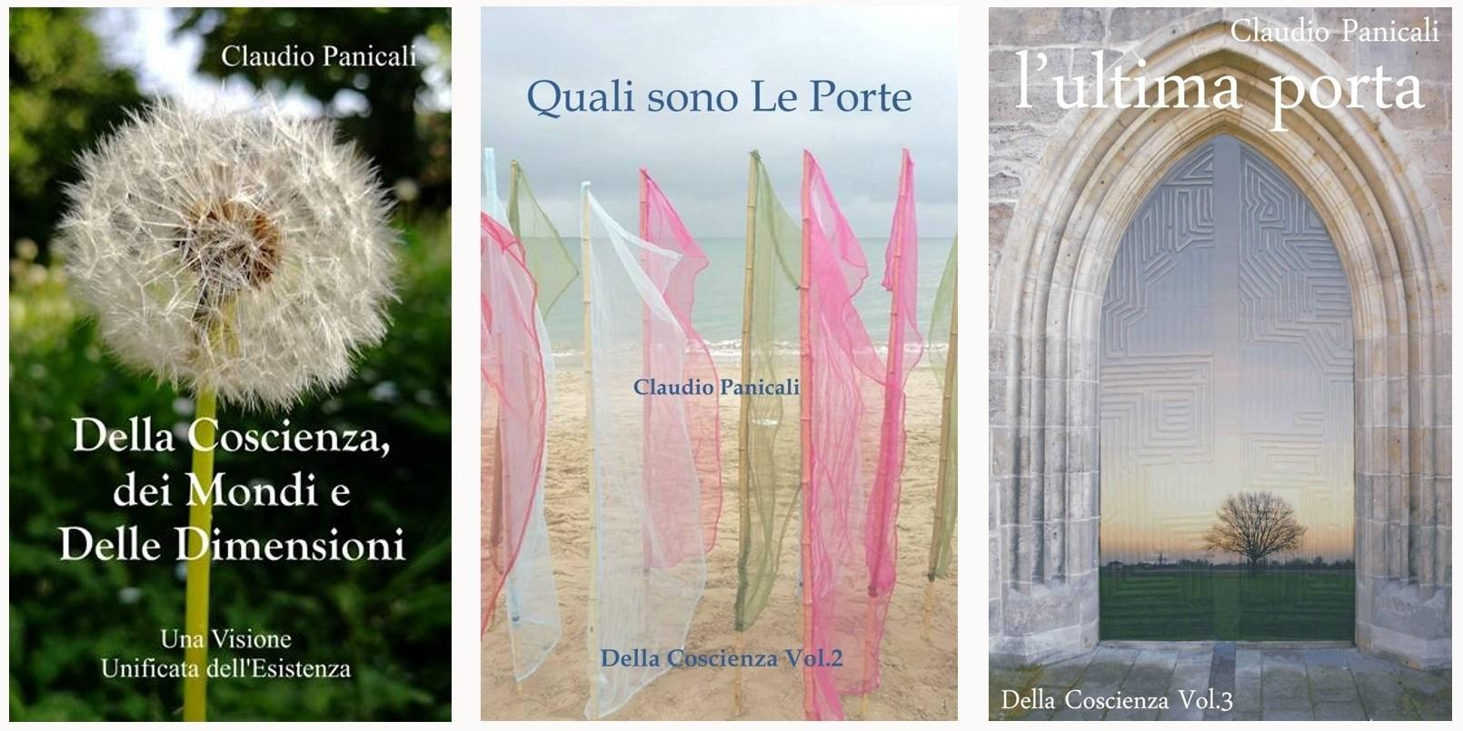 Cpertina Della Coscienza Vol1 2 3jpg
