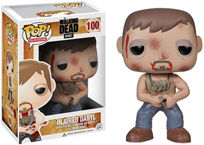 FUNKO POP DARYL INJURED #100 THE WALKING DEAD