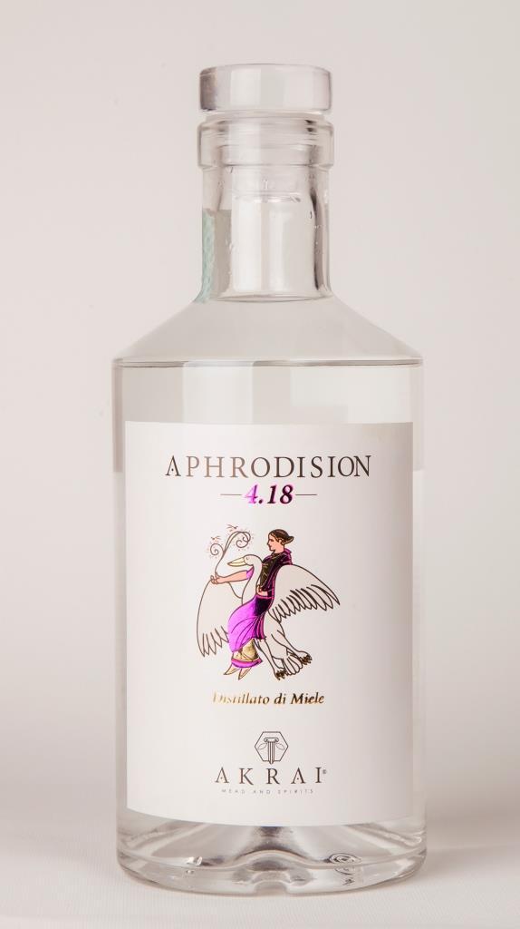 Aphrodision 4.18acquavite di miele poliflora