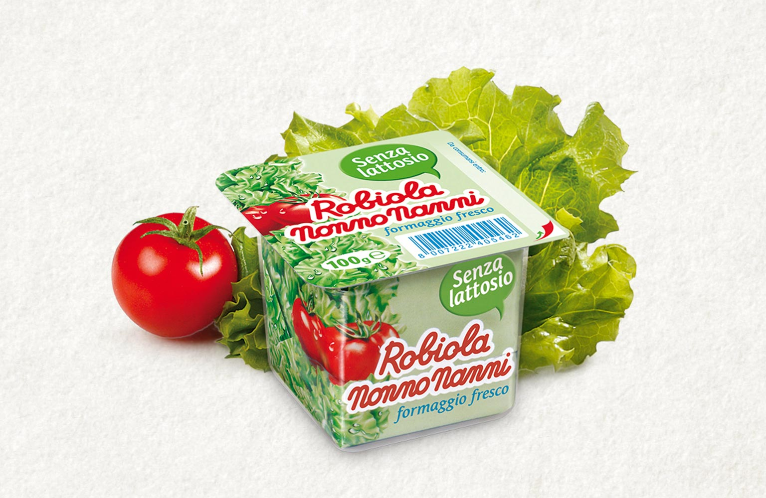 "Robiola 100gr (3.52oz) ""Imported from Italy"""