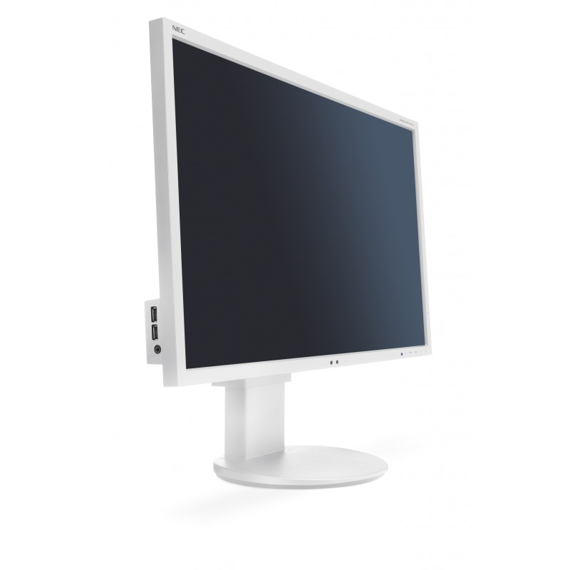 "Monitor 24""  Led Nec White"
