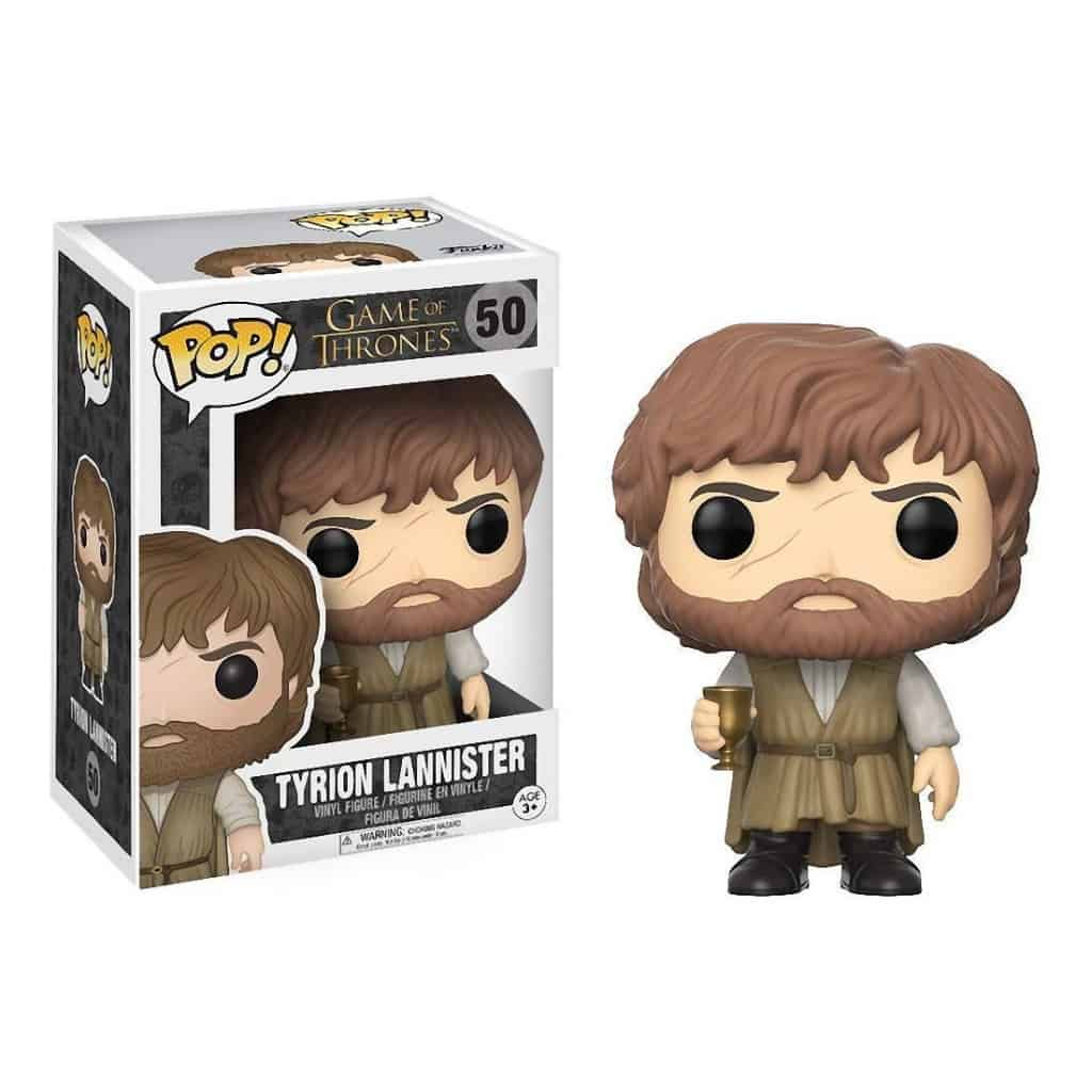 FUNKO POP TYRION LANNISTER #50 GAME OF THRONES