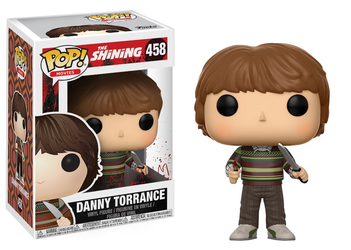 FUNKO POP DANNY TORRANCE #458 SHINING MOVIES