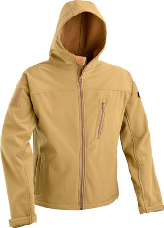DEFCON 5 SOFT SHELL WITH FIXED HOOD D5-3429CT