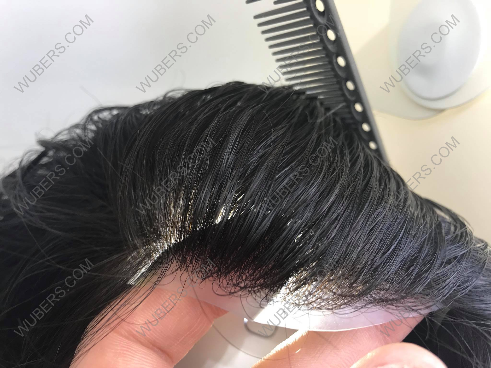 Protesi capelli uomo lace