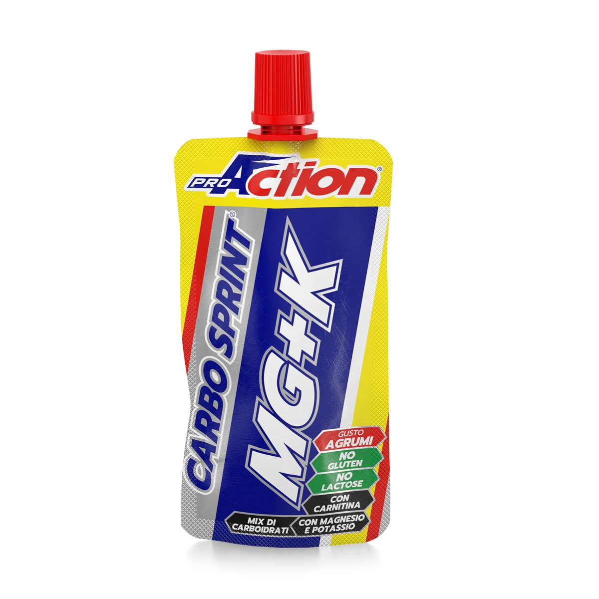 CARBO SPRINT MG+K 50ML.