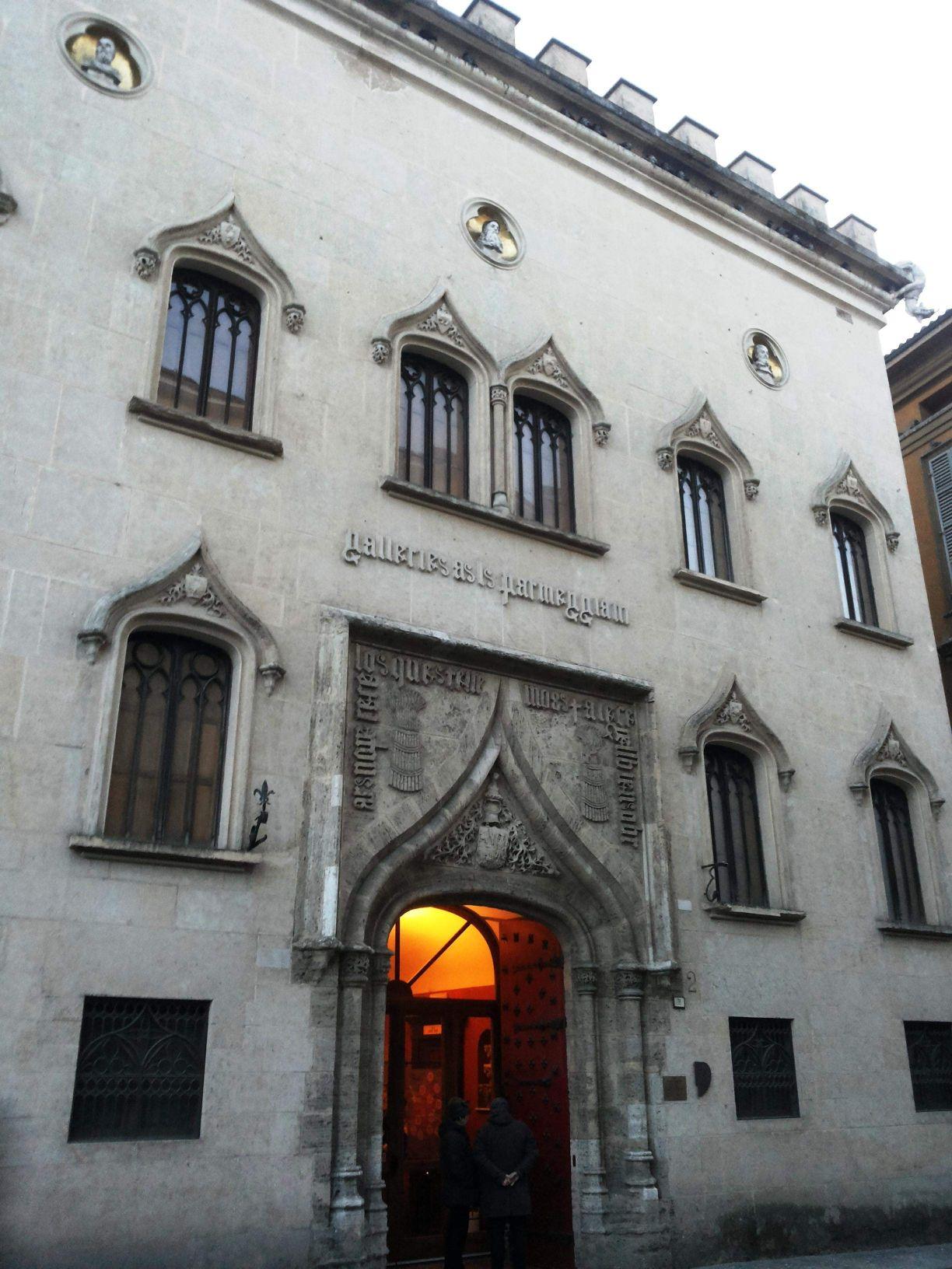 Galleria Parmeggiani Reggio Emiliajpg