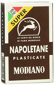 Carte Napoletane Modiano