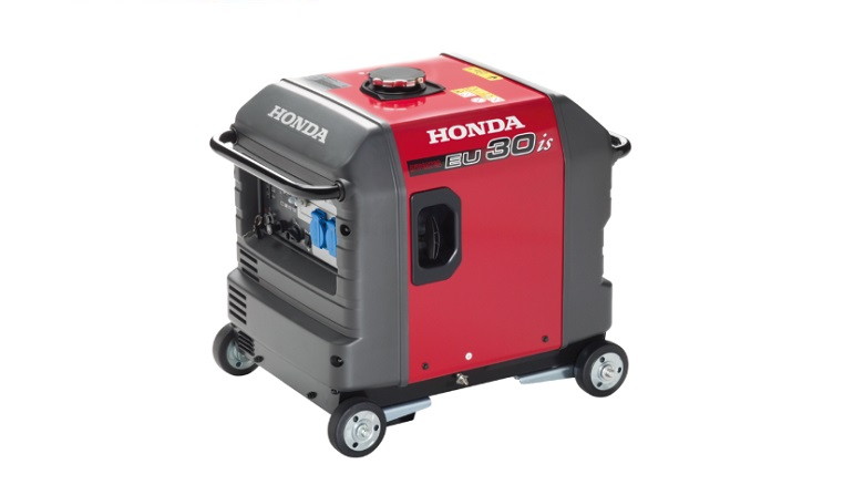 Honda EU30is 230V 50Hz Inverter Benzina Silenziato