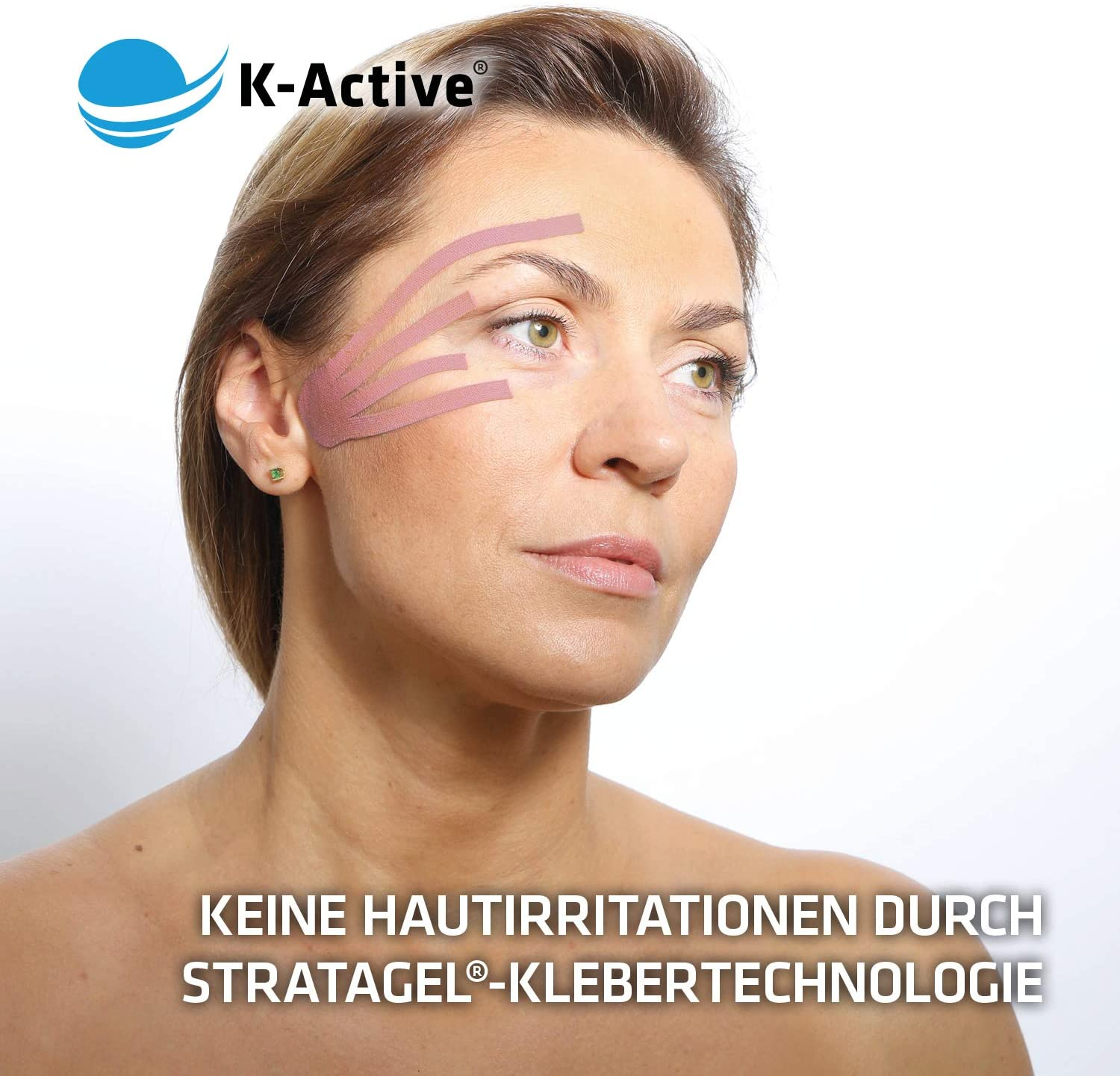 K-ACTIVE TAPE GENTLE IN CF DA UN ROTOLO
