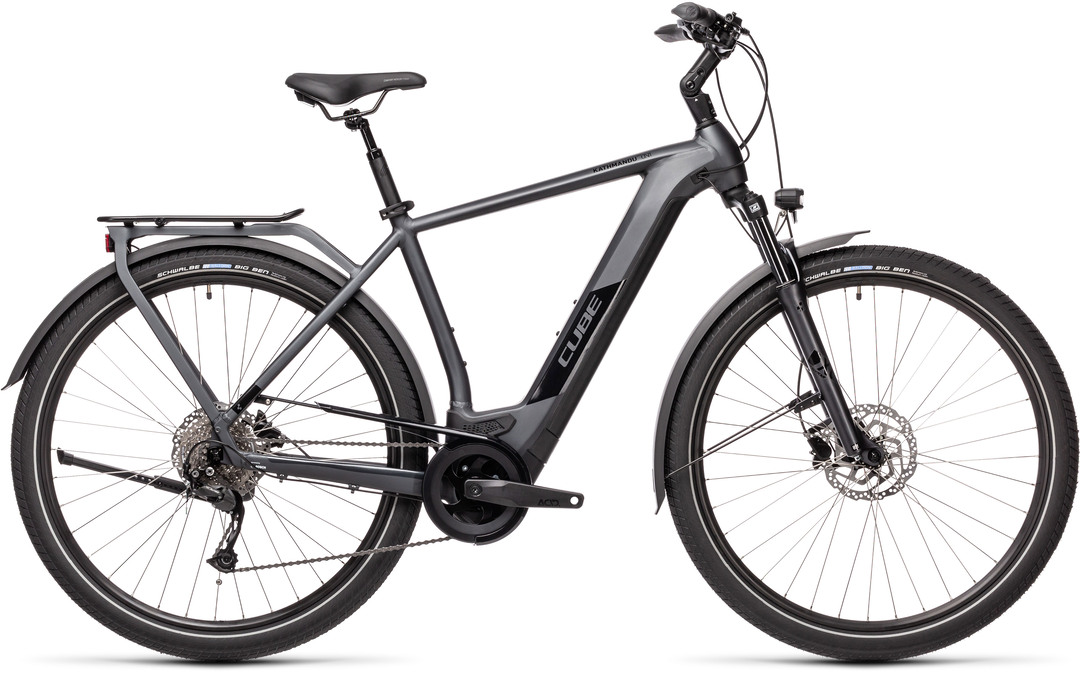 Cube Kathmandu Hybrid ONE 625 iridium´n´black #431172 2021 IN ARRIVO-PRENOTABILE
