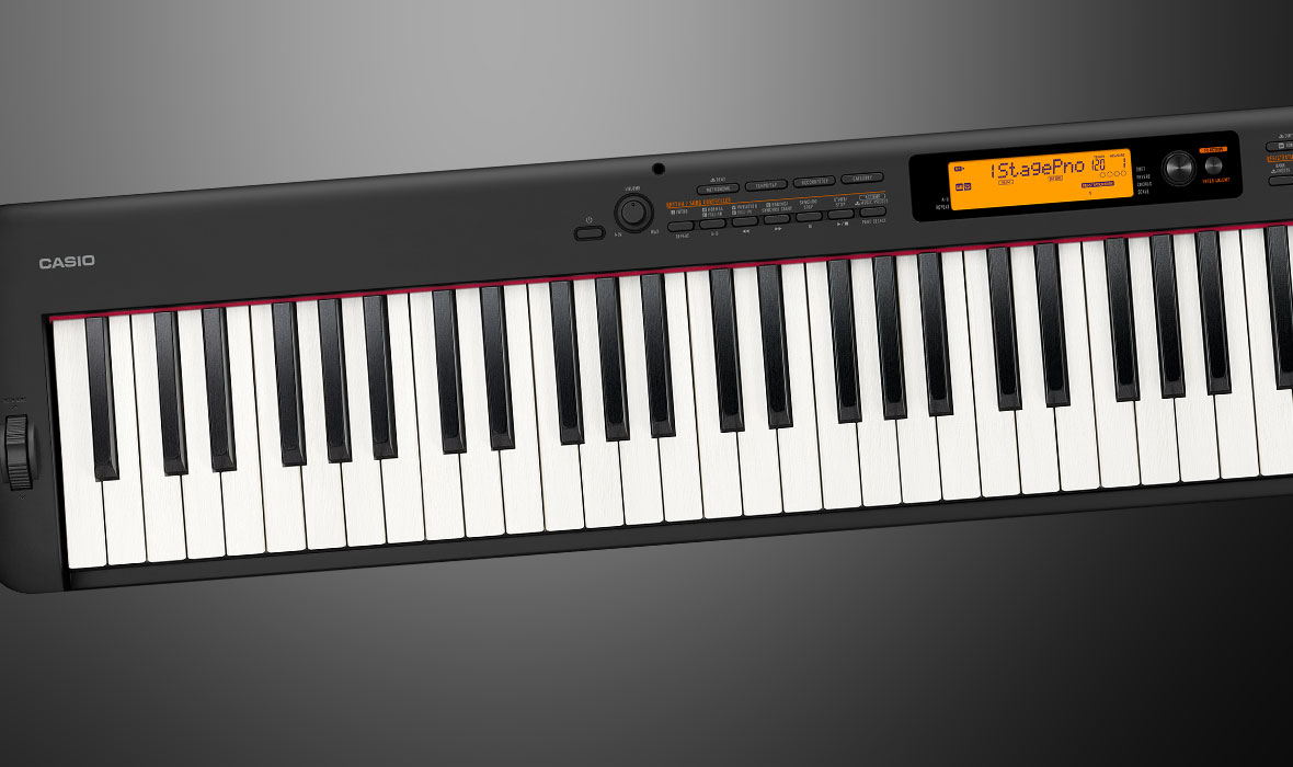 Pianoforte Digitale Casio CDP-S350