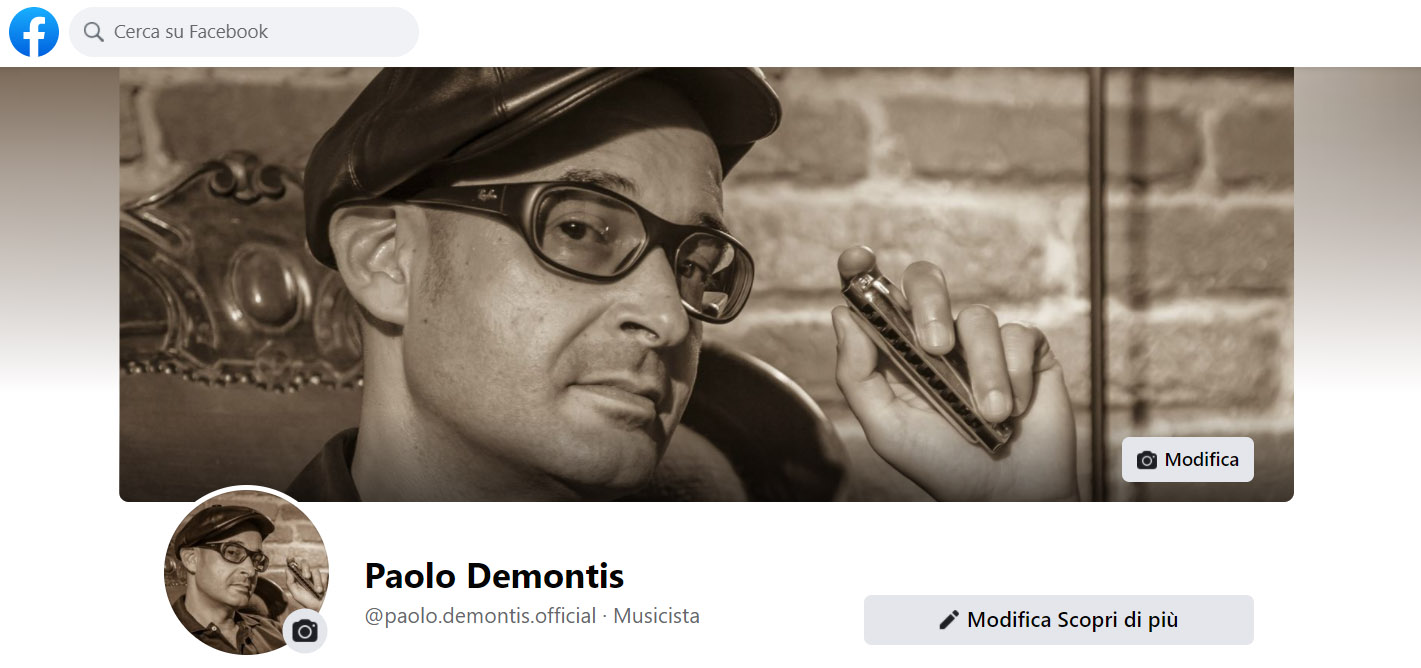 paolo demontis facebook