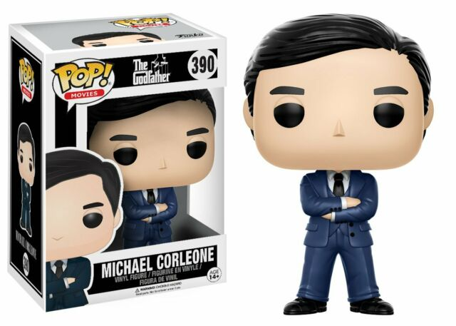FUNKO POP MICHAEL CORLEONE #390 AL PACINO IL PADRINO THE GODFATHER MOVIES