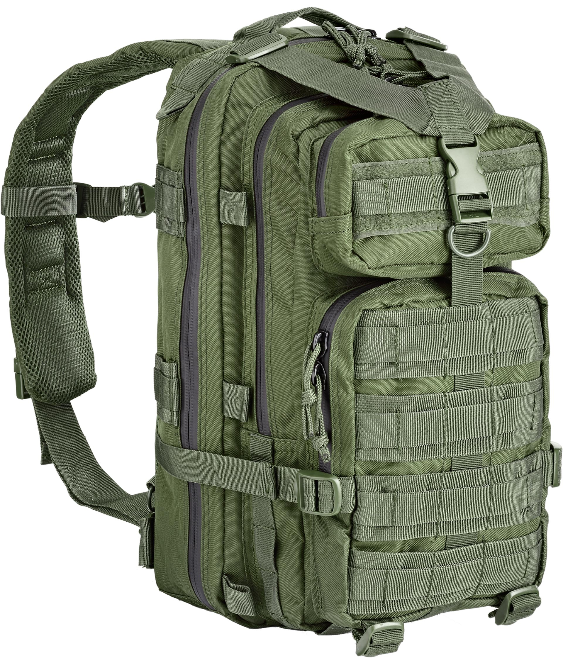 ZAINO - TACTICAL BACK PACK D5 GREEN