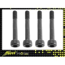 MSH41129 M3X20 6MM THREADED CUSTOM SOCKET HEAD CAP SCREW