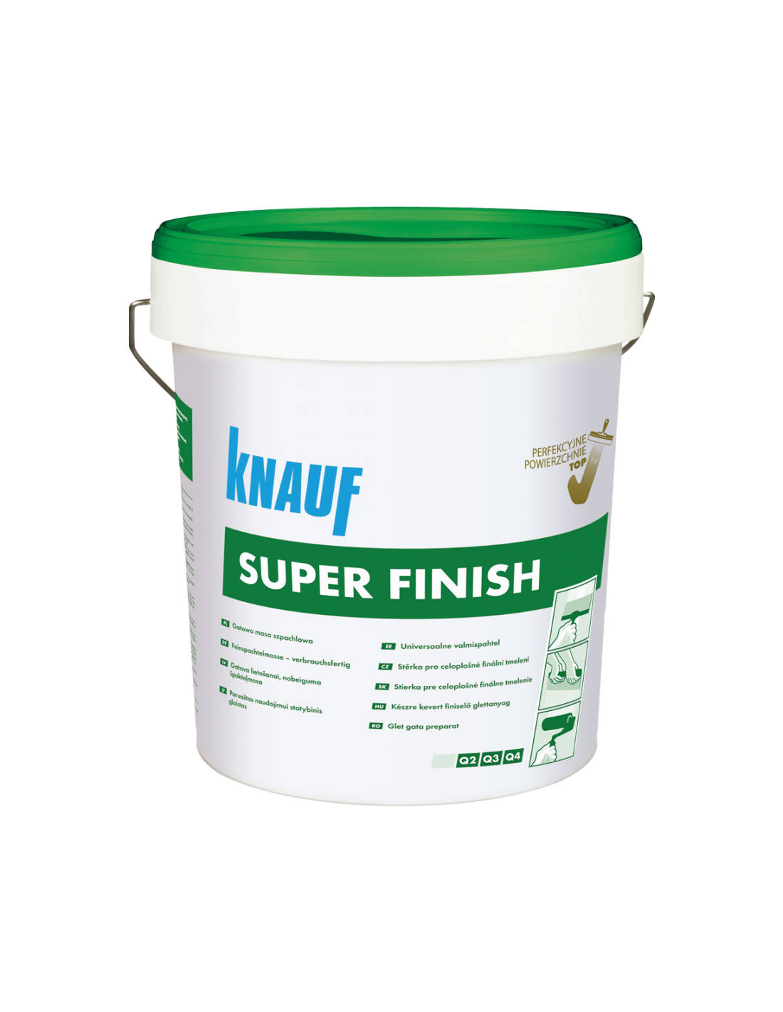 KNAUF -  Stucco Super Finish