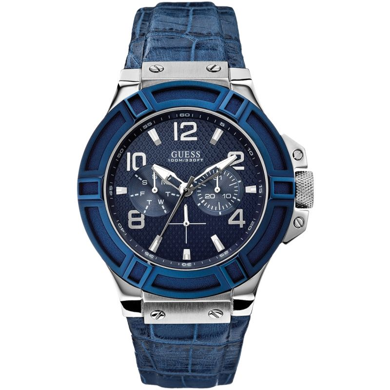 Men's Guess Rigor Watch W0040G7