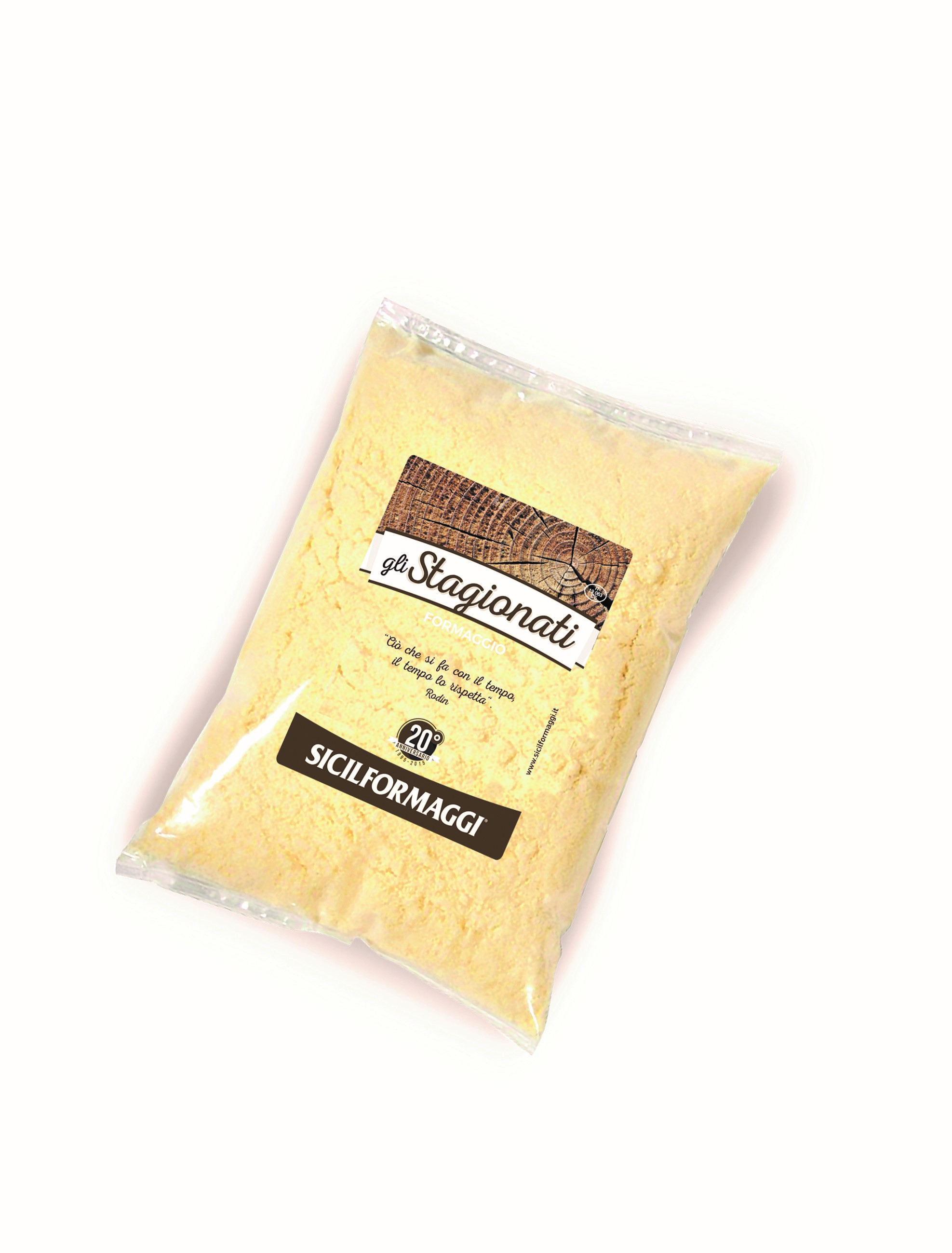 "GRATED PECORINO ROMANO 100gr (3.52oz) ""Imported from Italy"""