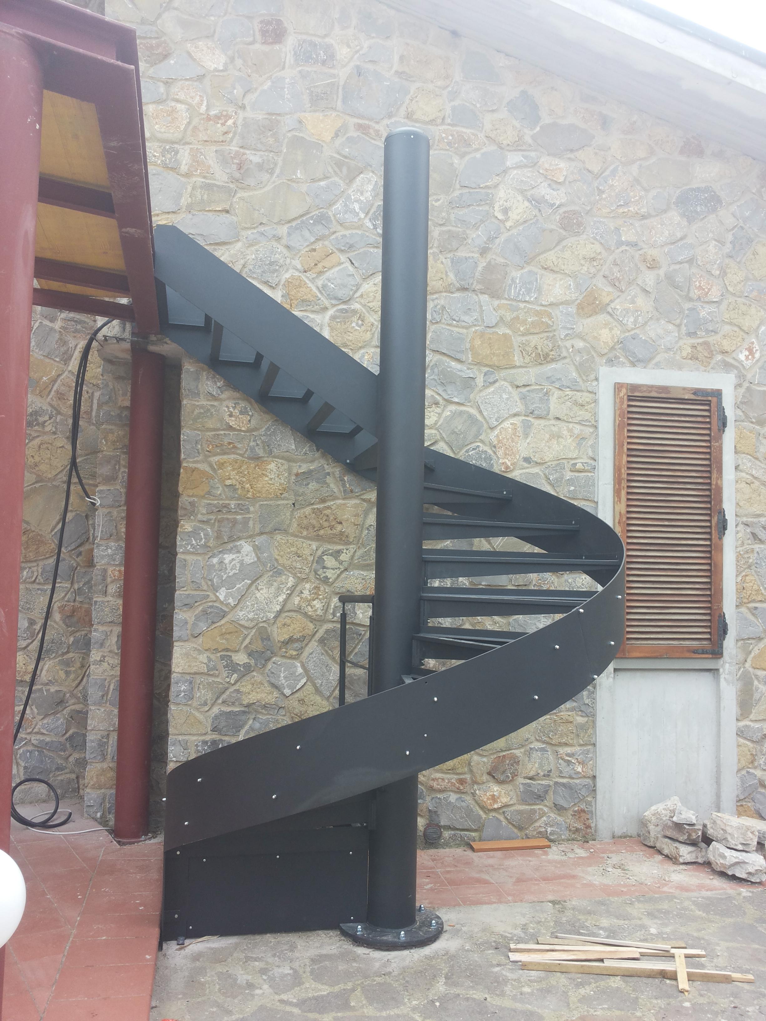 Soppalco In Legno Per Esterno scale e soppalchi