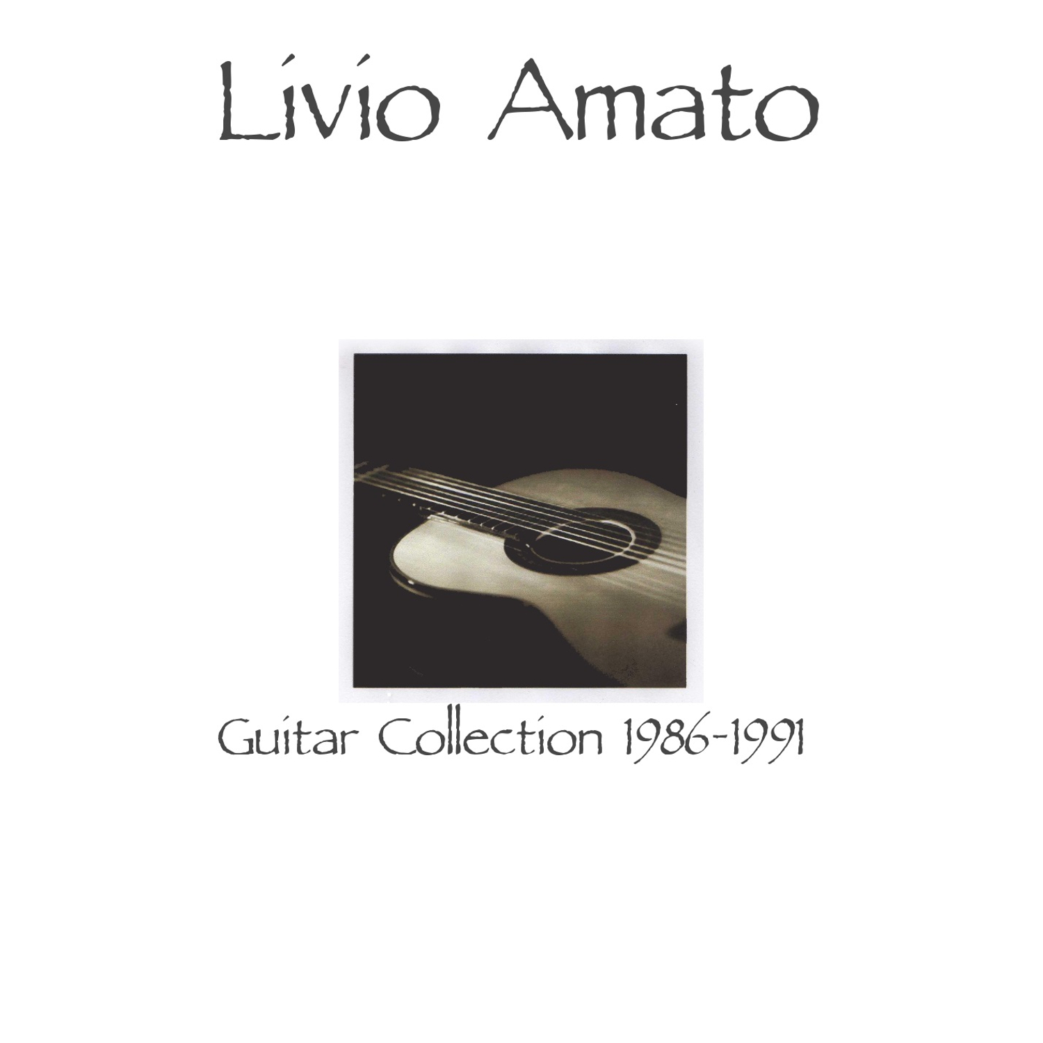 Livio Amato Guitar Collection