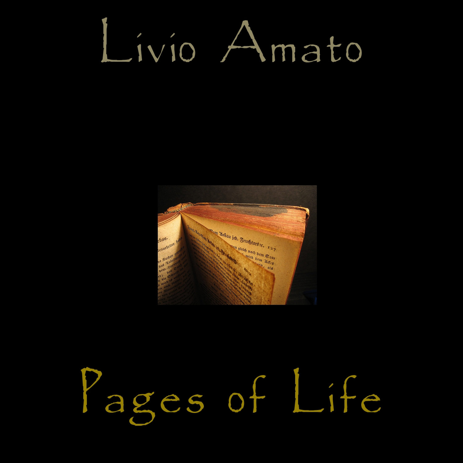 Livio Amato Pages of Life