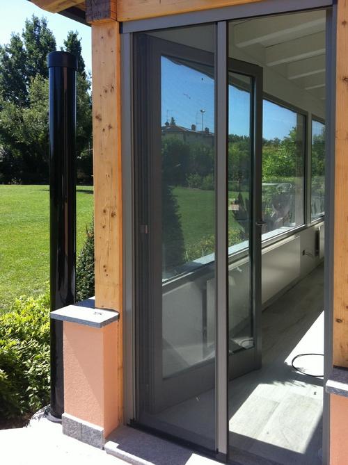 Zanzariere porta finestra for Porta finestra dimensioni