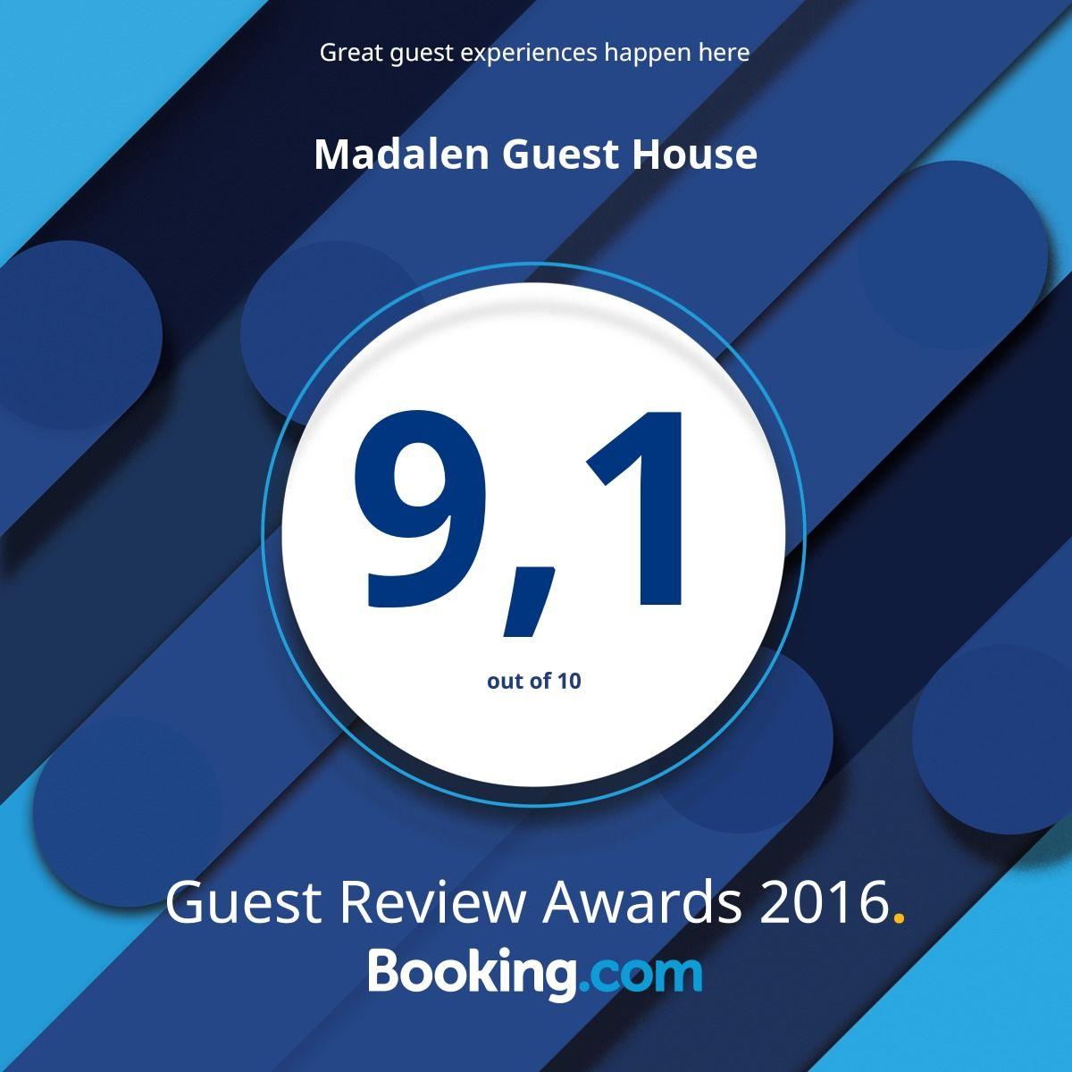 Madalen Guest House
