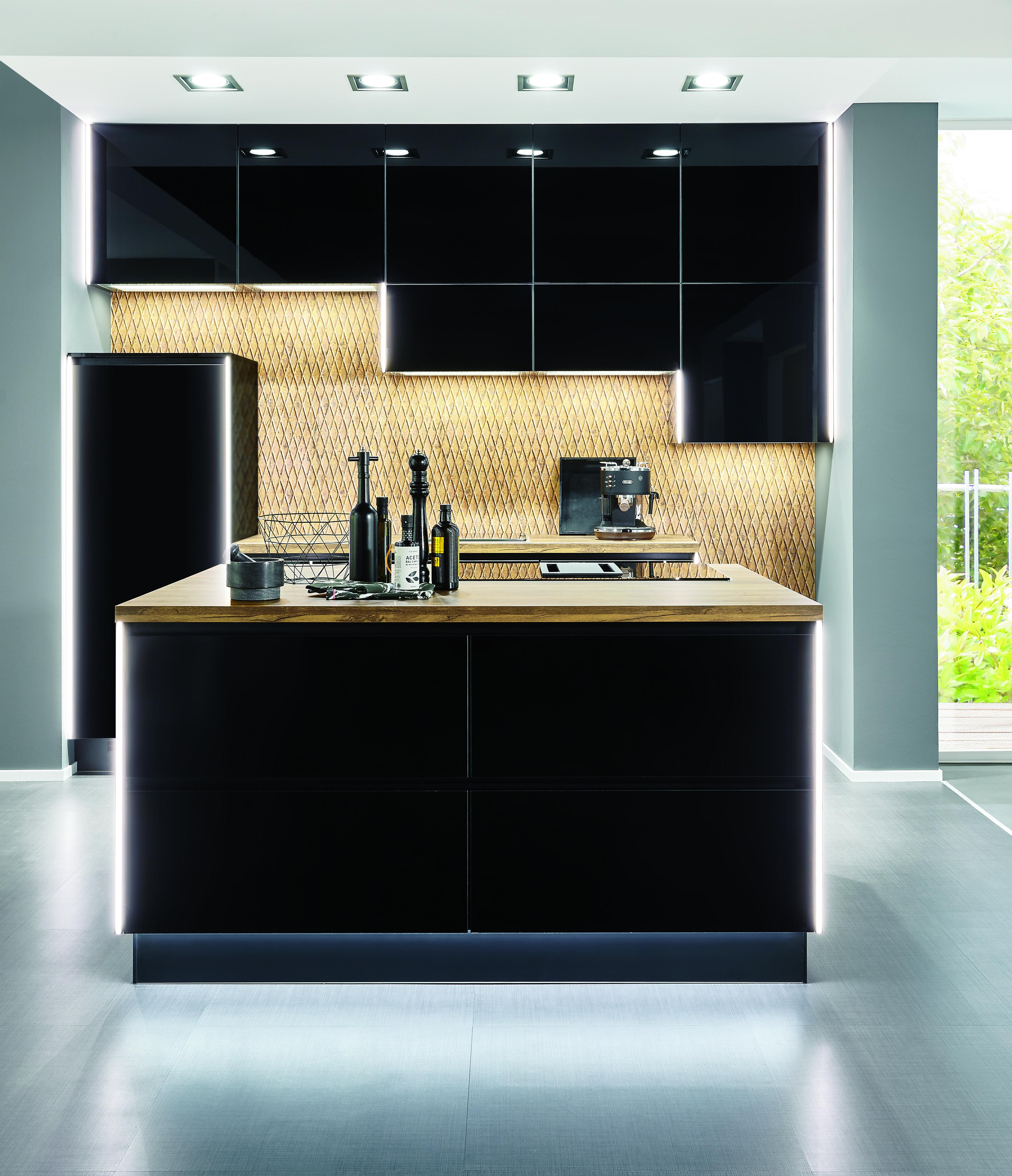 Illuminazione Piano Lavoro Cucina suggerimenti per la progettazione