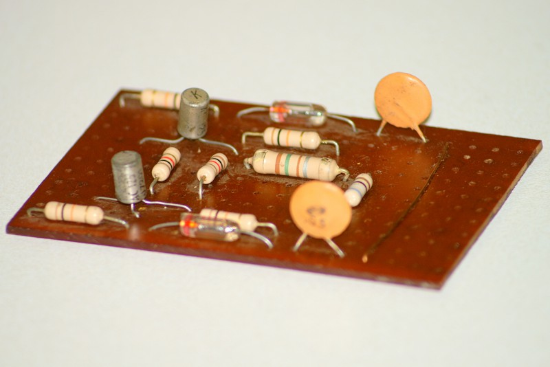germanium transistor (1970)