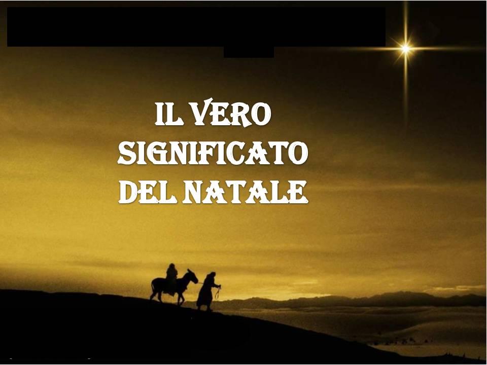 Il Natale Significato.Natale Significato Frismarketingadvies