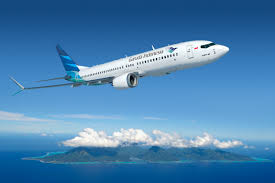 Garuda indonesia volare in indonesia