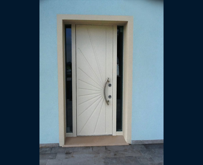 Vighi Security Doors