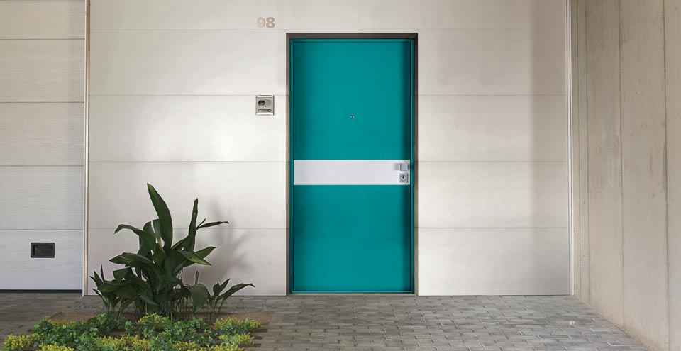 Porta Blindata  Vighi Security Doors