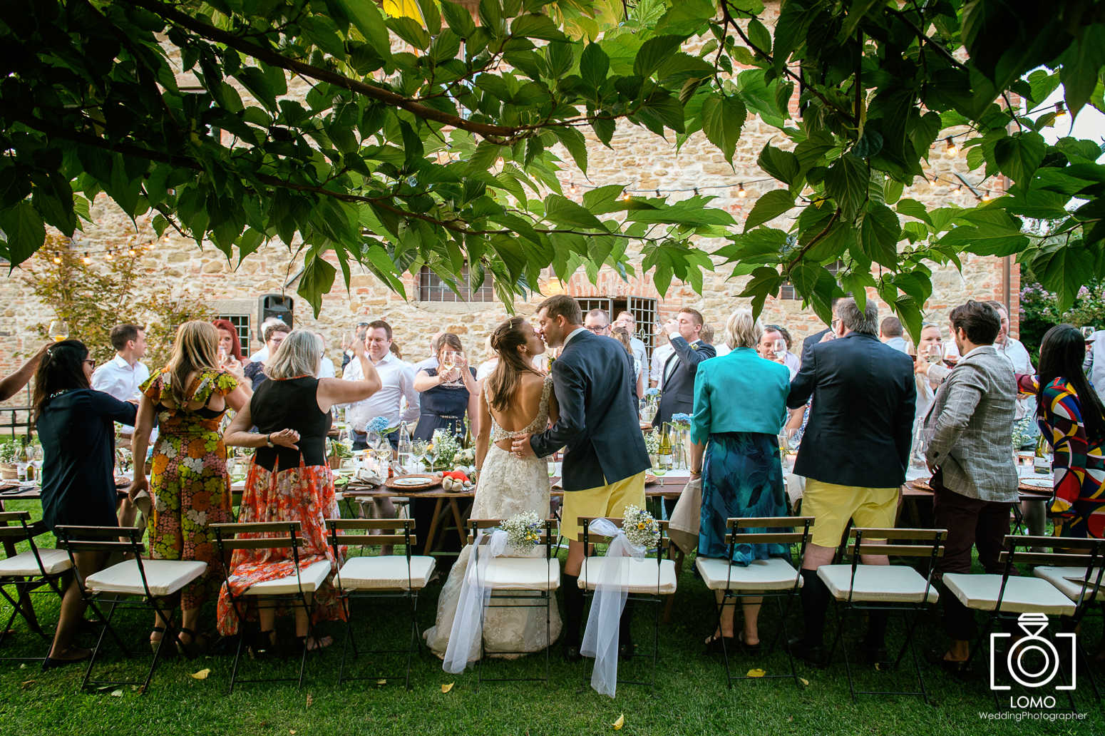 Susie & Rich - Country chic wedding in Umbria