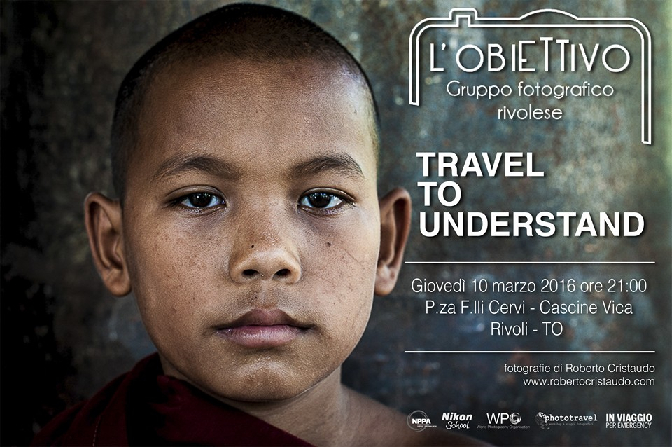 "Roberto Cristaudo ""Travel to Understand"""