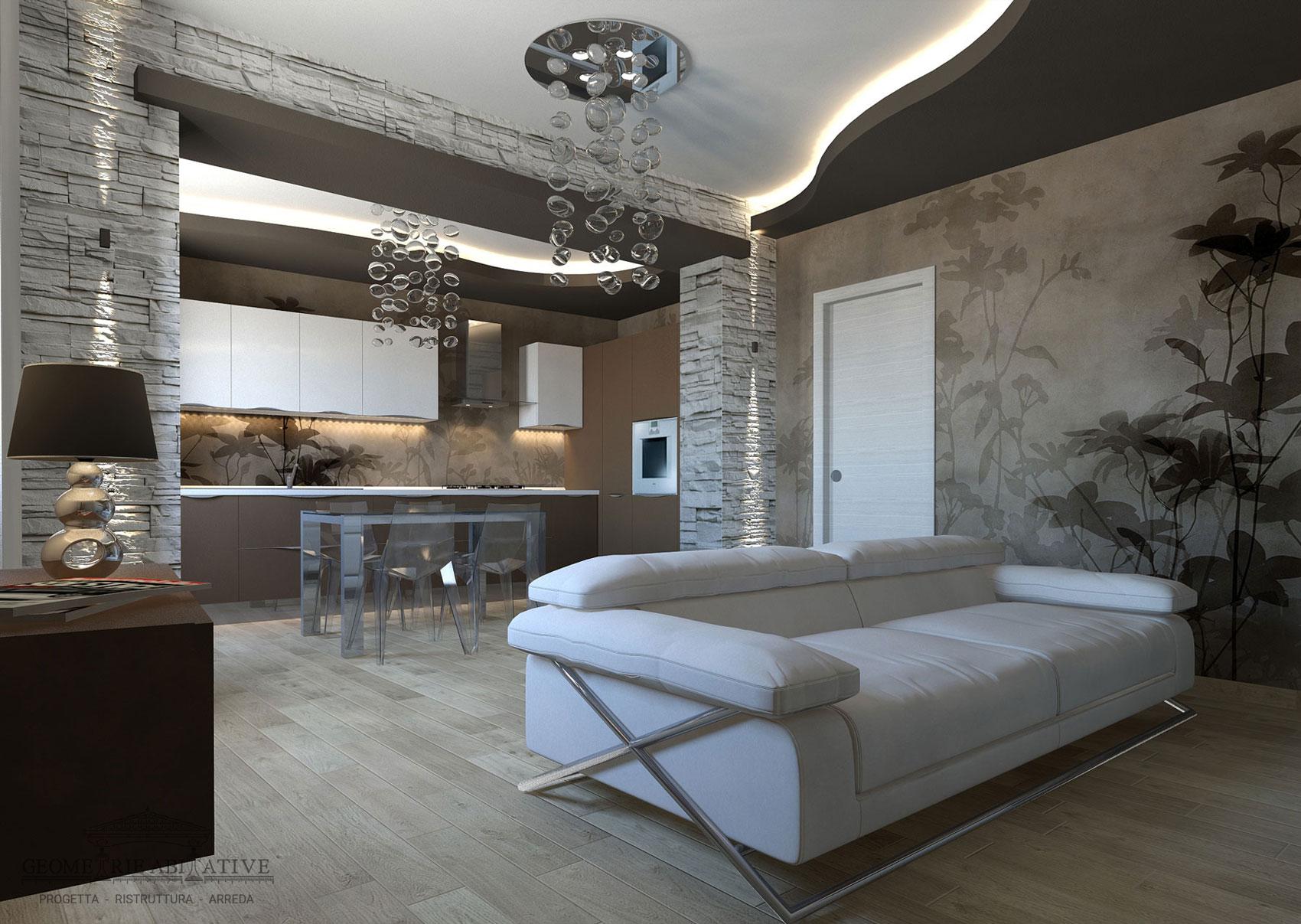 Arredamento Montagna Moderno Idee E Progetti | sokolvineyard.com