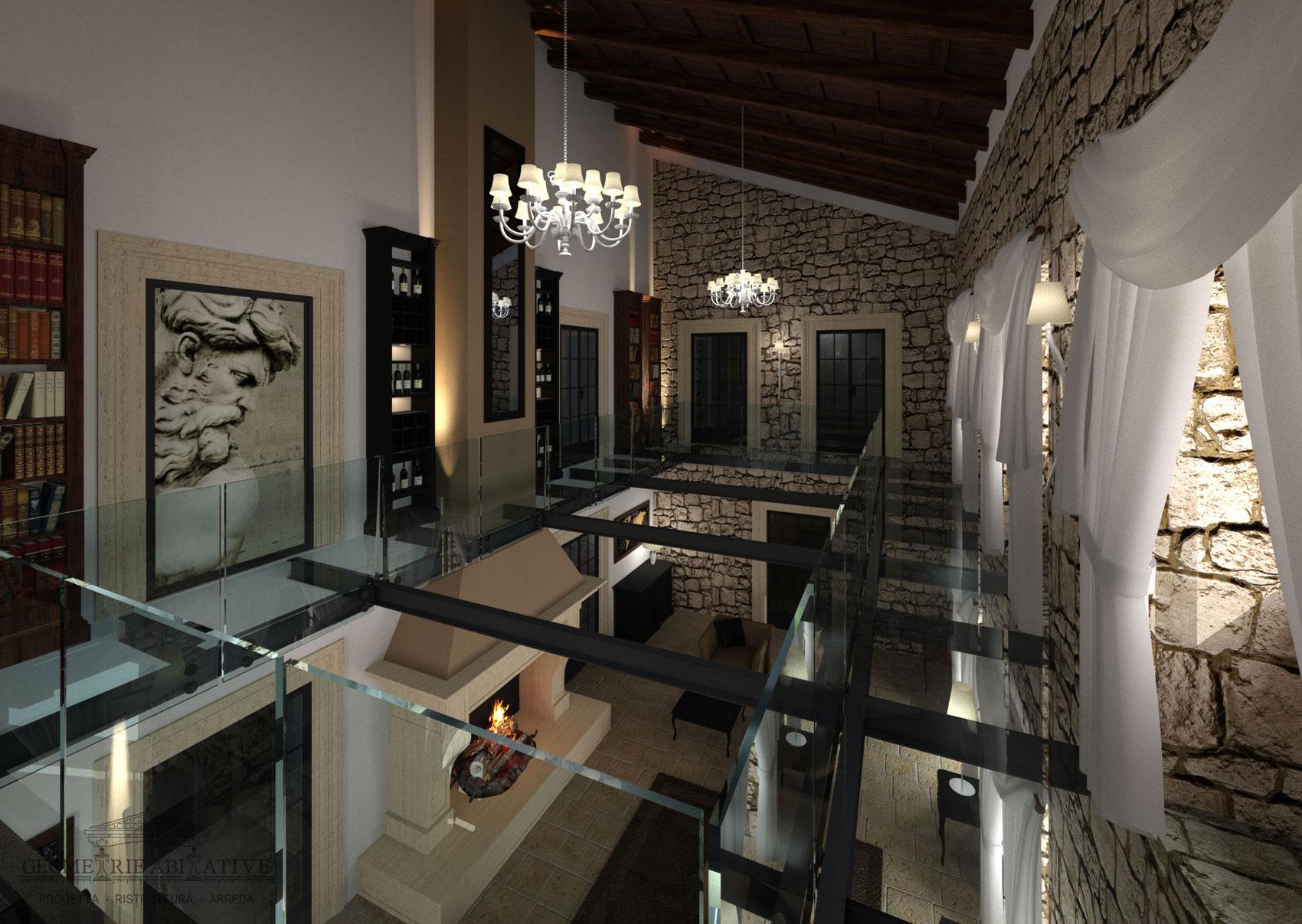 Interni Case Di Lusso Foto interior design case di lusso | geometrie abitative