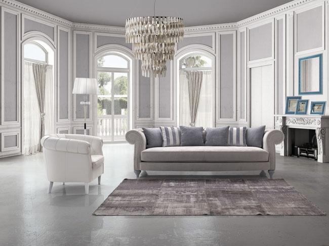 I nostri divani for Salotti in muratura