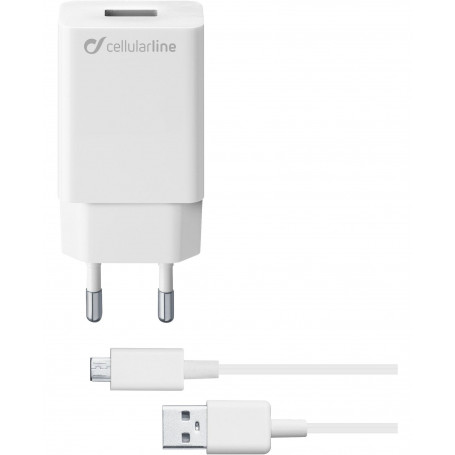 Cellular Line Caricabatterie - Micro USB