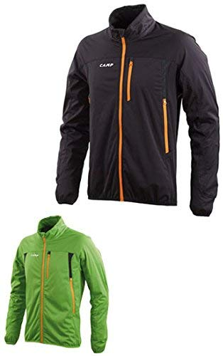 CAMP ACTIVE JACKET GREEN 2361 - TAGLIA M