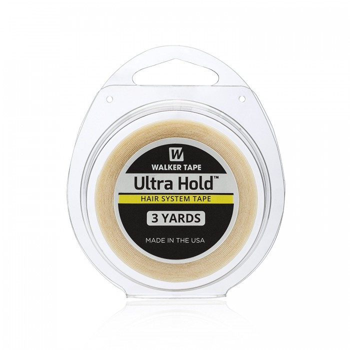 ULTRA HOLD TAPE 3/4  X 3 YARDS HAIR REPLACEMENT SYSTEM by Walker Tape biadesivo per protesi capelli