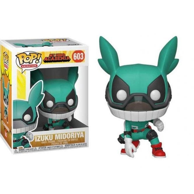 FUNKO POP IZUKU MIDORIYA #603 MY HERO ACADEMIA ANIMATION