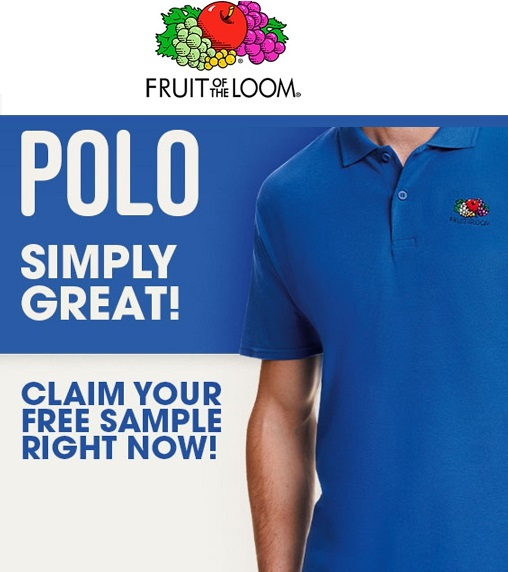 Polo Fruit of the Loom In Omaggio