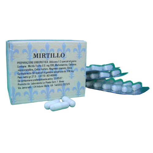 MIRTILLO OPERCOLI