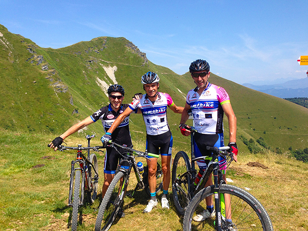 Mountain Biking Lake Como Monte Bisbino Monte Generoso Como Bike Team Path Trails