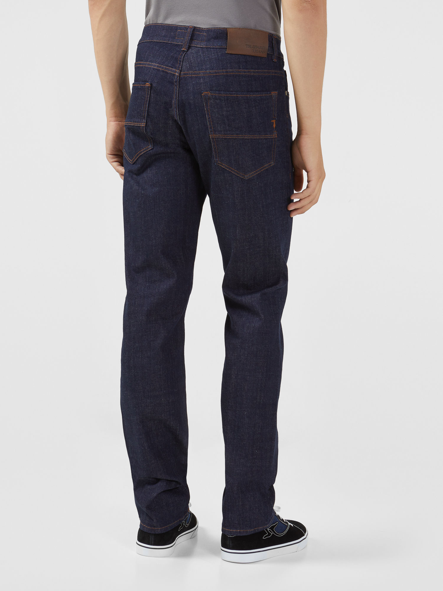 Jeans Trussardi 380 close cairo blue