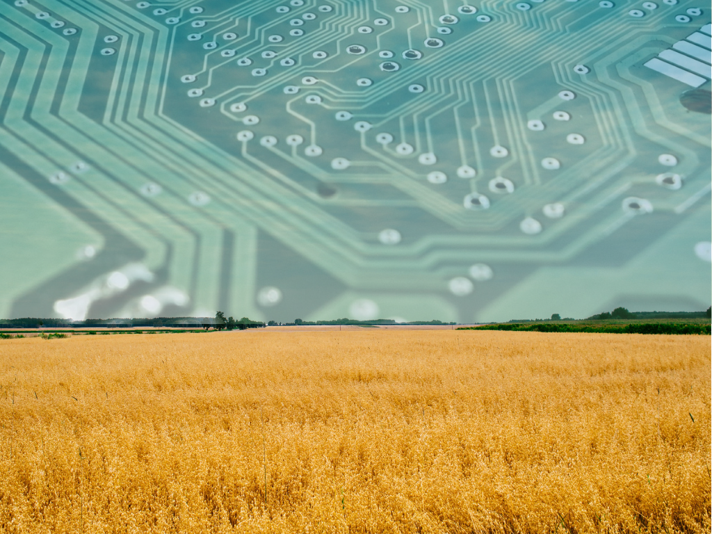 AGRICOLTURE 4.0: WILL THE NEXT DIGITAL WARS BE FOUGHT FOR AGRICULTURE BIG DATA?