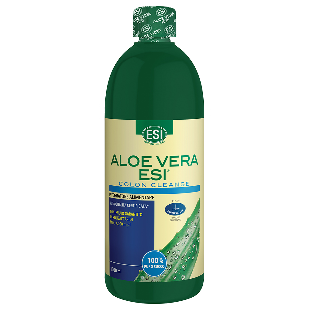 ESI - Aloe Vera Succo Colon Cleanse 1000 ml