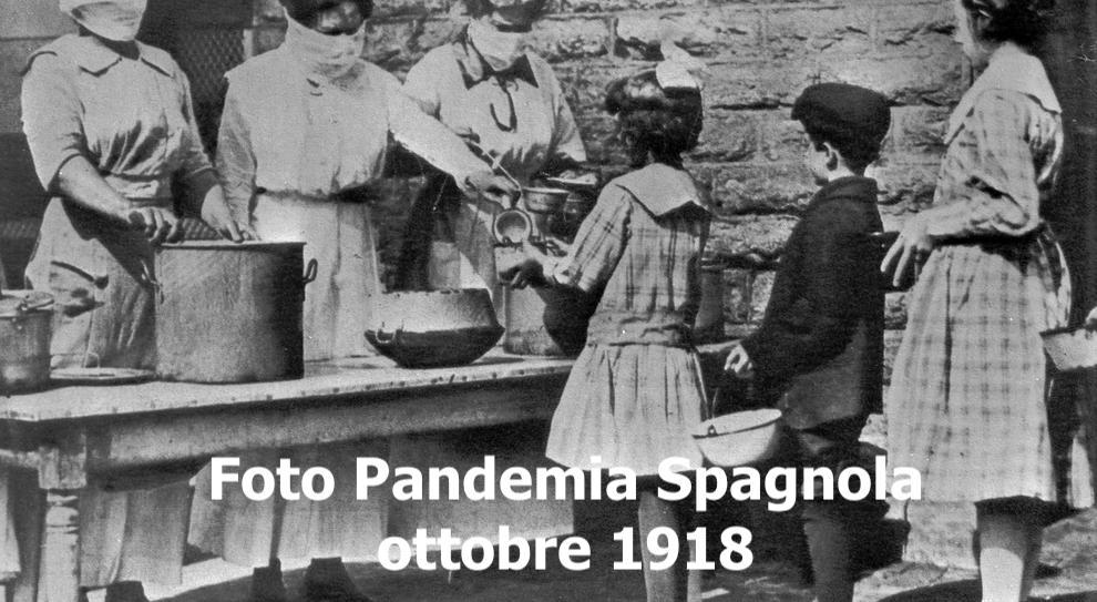 Foto Pandemia Spagnolajpg